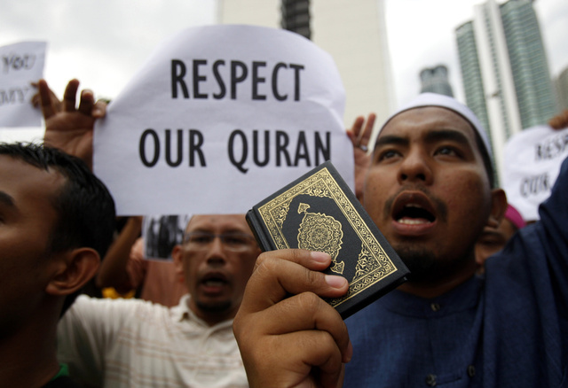 respect our quran