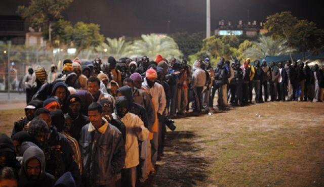 Ongoing invasion of Southern Tel Aviv by mostly Sudanese illegals