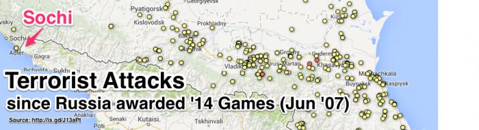 Map-of-all-terrorist-attacks-near-Sochi-since-Russia-awarded-Winter-Olympics-Jun-07-Imgur-e1389345146668