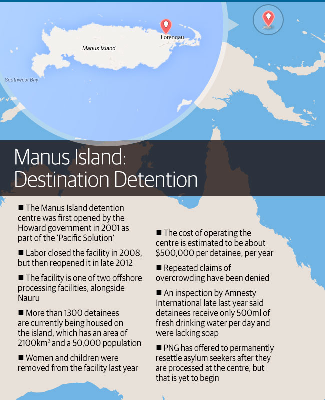 Manus Island: dark chapter of Australian immigration poised to close