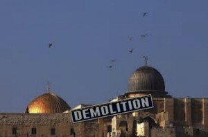 Demolish-al-Aqsa