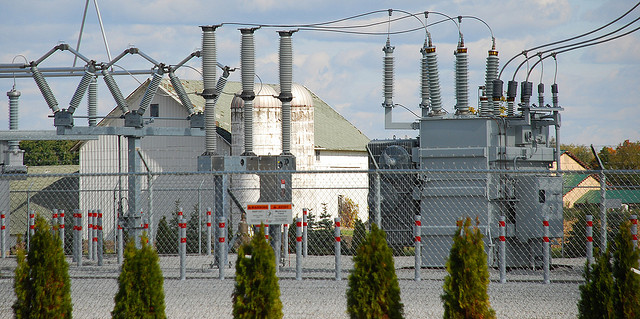Power-Substation