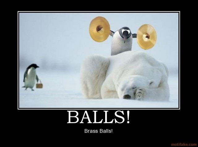 balls-penguin-polar-bear-brass-balls-demotivational-poster-1264027220