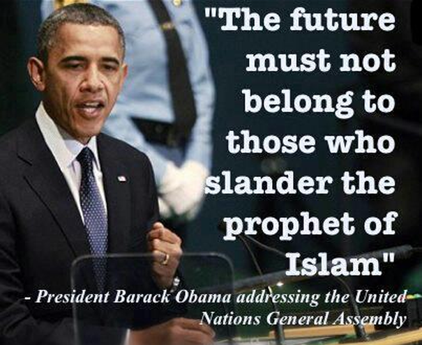 Barack Hussein Obama can't wait to bring it to America