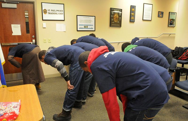 gsp East African Junior Police Academy