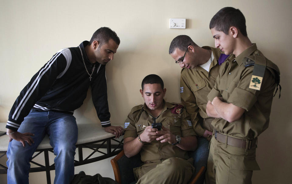 Arab Christians are enlisting in the IDF in ever greater numbers
