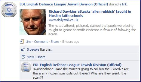 EDL-Richard-Dawkins