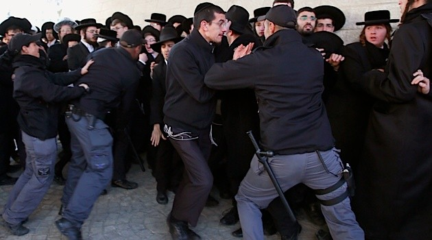 Haredi-protests-draft-2814