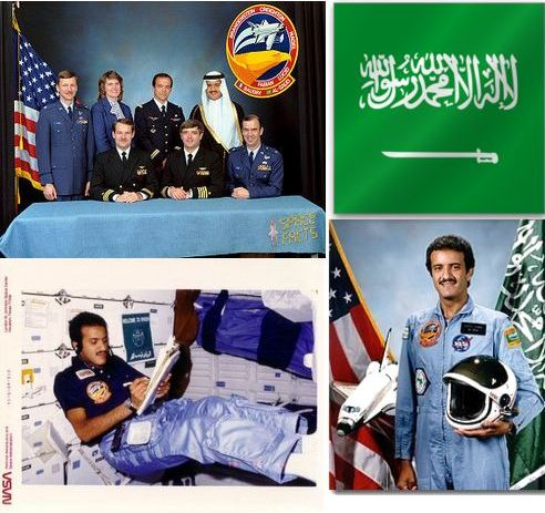 Under Obama, a Saudi Prince received training at NASA