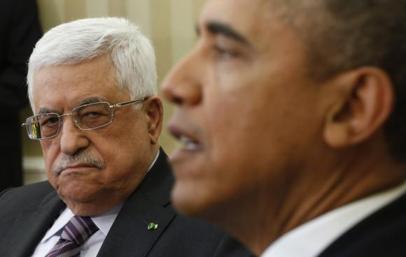 Abbas and Obama NOW