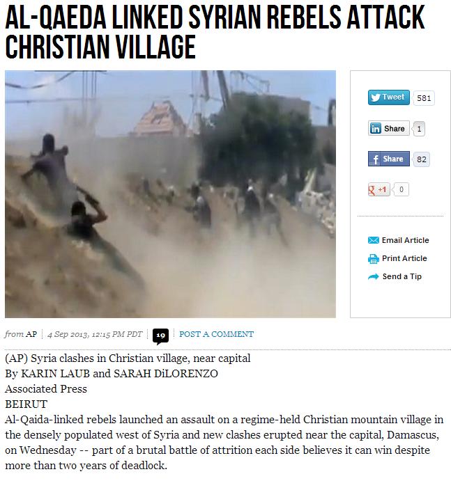 syrain-al-qaida-attack-christian-village-4.9.2013