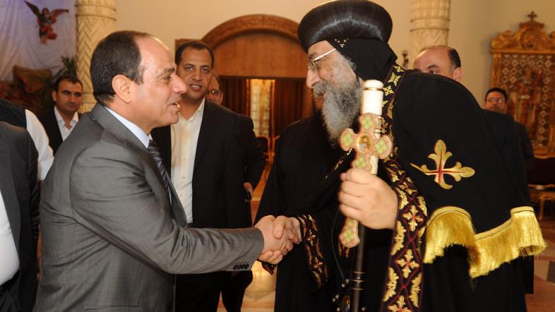 EGYPT-POLITICS-RELIGION-COPTIC-SISI