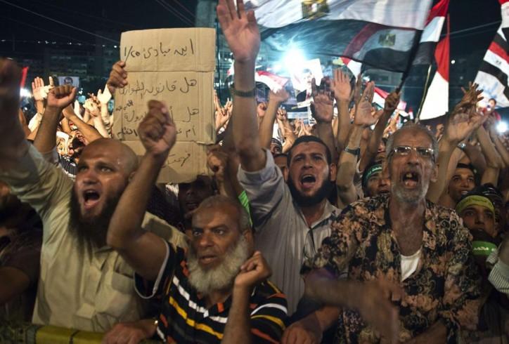 Muslim Brotherhood/Morsi supporters