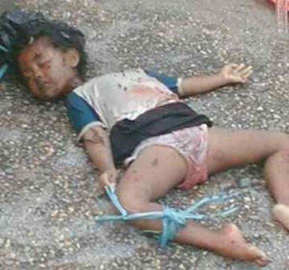 Дети Израиля, дети Газы.