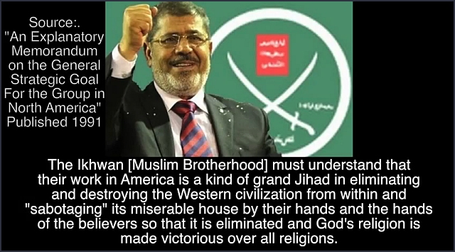 """ALLEN WEST discusses """"Jihad Politics"""" and the continuing infiltration of the United States government by enemy Muslim Brotherhood operatives"""