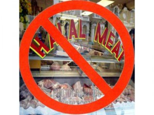 No-allow-halal-meat