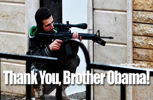 Obama-Syria-Policy-Paying-the-Persecutors-610x400