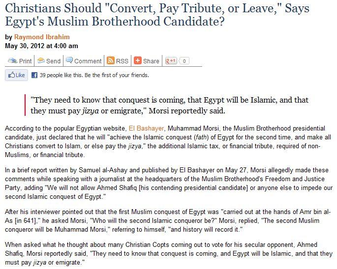 morsi-copts-should-convert-or-emigrate-30.5.2012