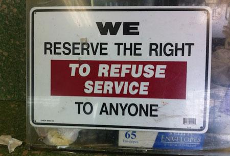refuse-service