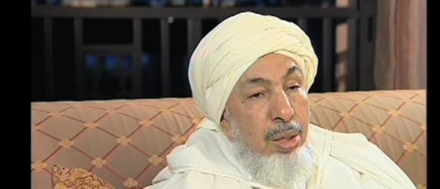 Sheikh Abdallah Bin Bayyah