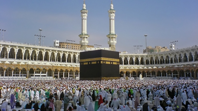 Such close contact among millions of pilgrims to Mecca should make it a hotbed of MERS contamination