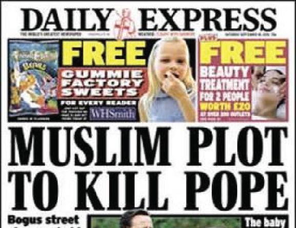 kill pope