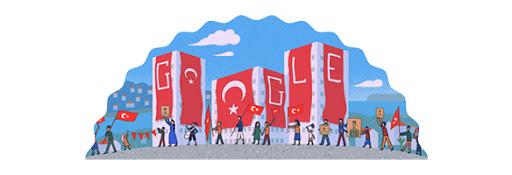 REPUBLIC OF TURKEY DAY