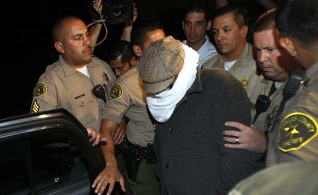 Innocence of Muslims Filmmaker being arrested in Los Angeles