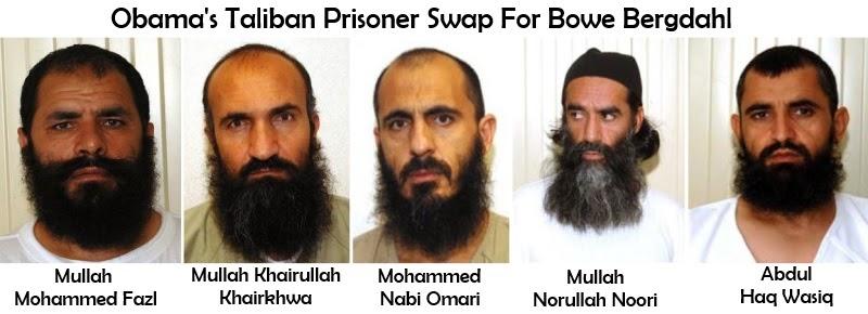 Bowe bergdahl taliban prisoner swap3