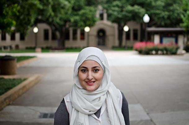 HEBA SAID, Muslim troublemaker in Texas