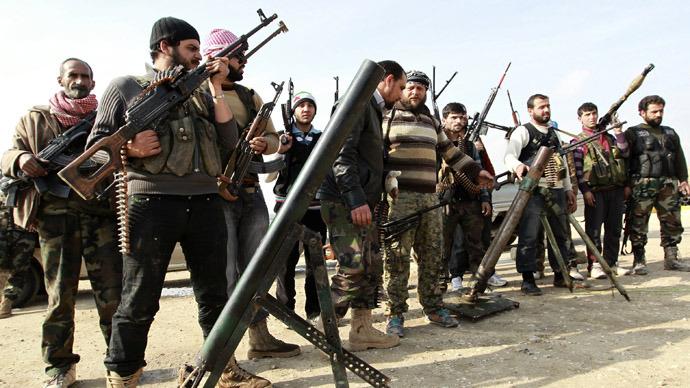americans-train-syrian-rebels.si