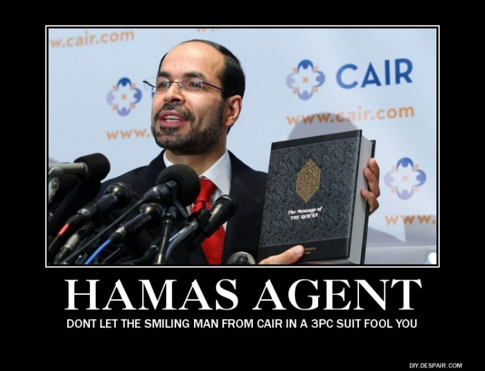 NIHAD AWAD, Executive Director of CAIR