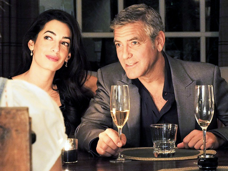 Clooney can kiss his champagne lifestyle goodbye  if he converts to Islam