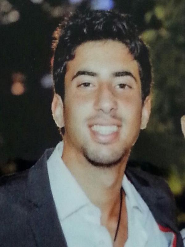 Sgt. Eitan Barak, 20, from Herzliya, was killed overnight fighting Hamas terrorists in Gaza.