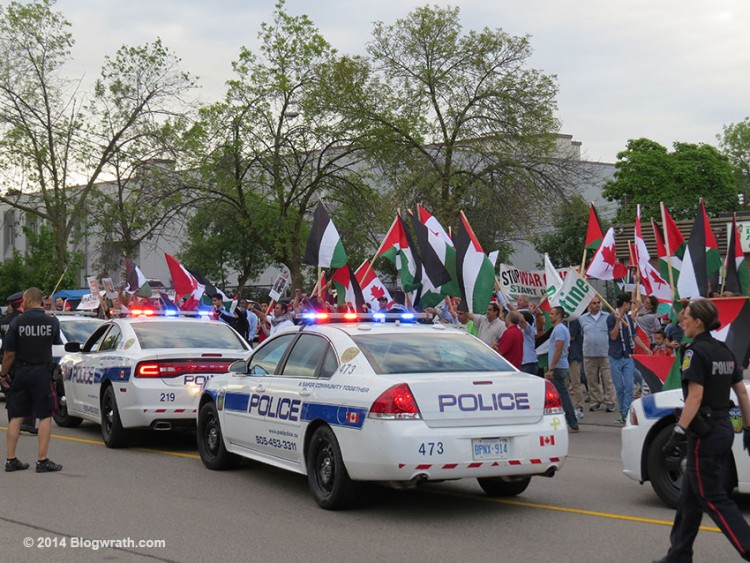 JDL-protest-Palestine-House-2