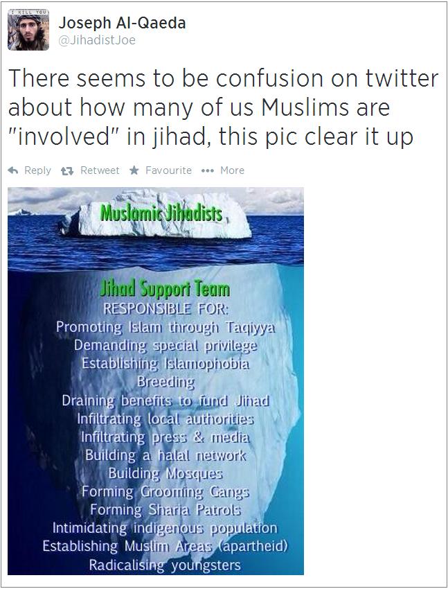 JihadistJoe-on-Muslims-and-jihadists