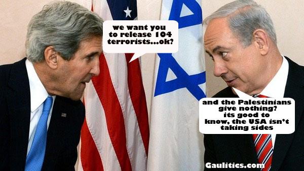 Kerry-Netanyahu