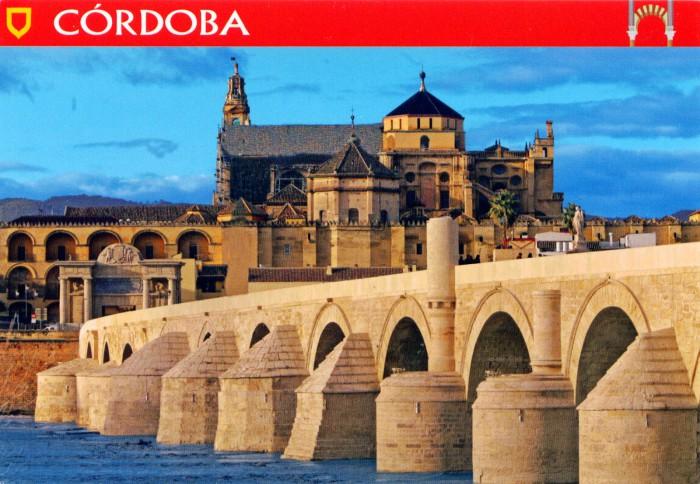 SPAIN - Cordoba - Puenta Romana
