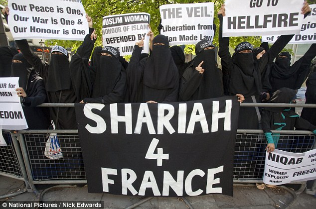 Sharia-for-france