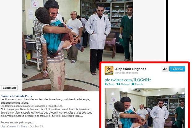 SYRIA, NOT GAZA