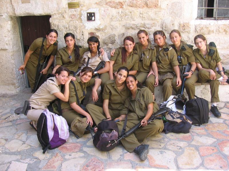 israel-women-idf