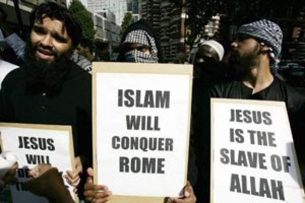 muzułmańcki-Rzym