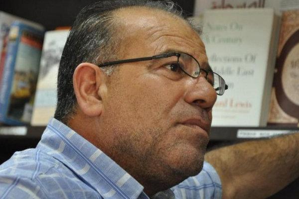 Palestinian human rights activist Bassem Eid