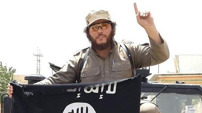 Australian-born Khaled Sharrouf with ISIS in Iraq