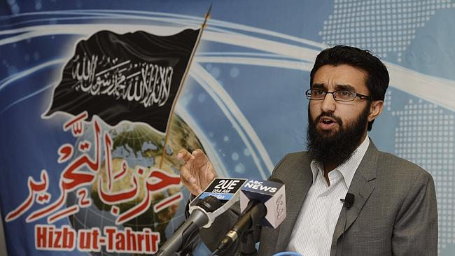 Radical Islamist group Hizb-ut-Tahrir in Australia
