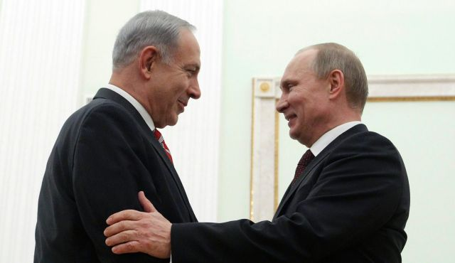 Ties between Benjamin Netanyahu and Vladimir Putin have become much closer since Obama has been in office
