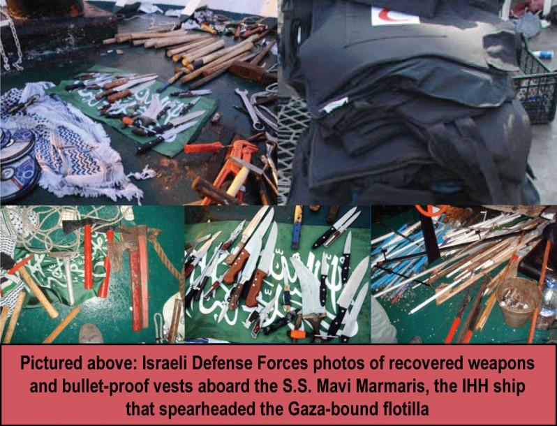 Gaza-Flotilla-Weapons-Pics