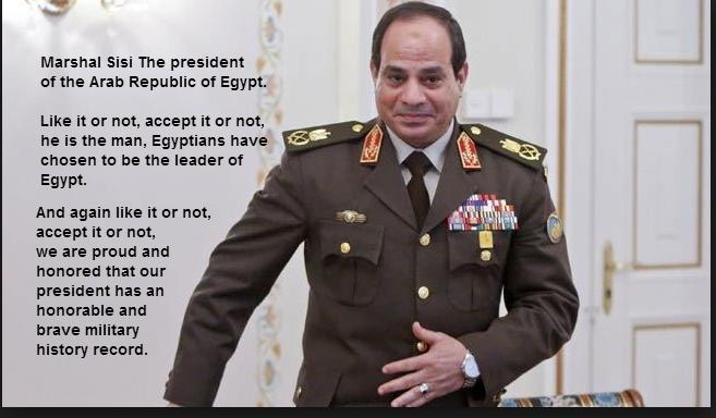 Marshal-Sisi-the-President-of-Egypt