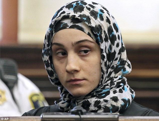 Ailina Tsarnaeva