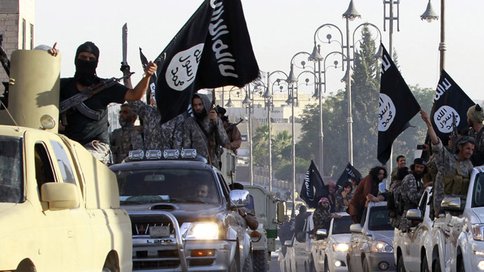 ISIS rolling over Iraq with relative ease